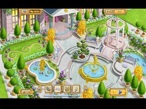 garten spiele 2 chateau garden spiel screenshot
