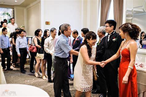 Wedding Attire Singapore by Yong Jia Wedding Goodwood Park Hotel Singapore