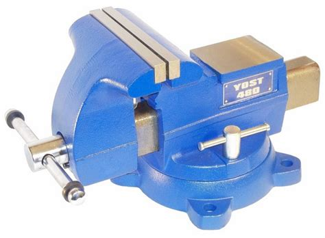 8 inch bench vise yost 8 inch utility vise model 480 apprentice series