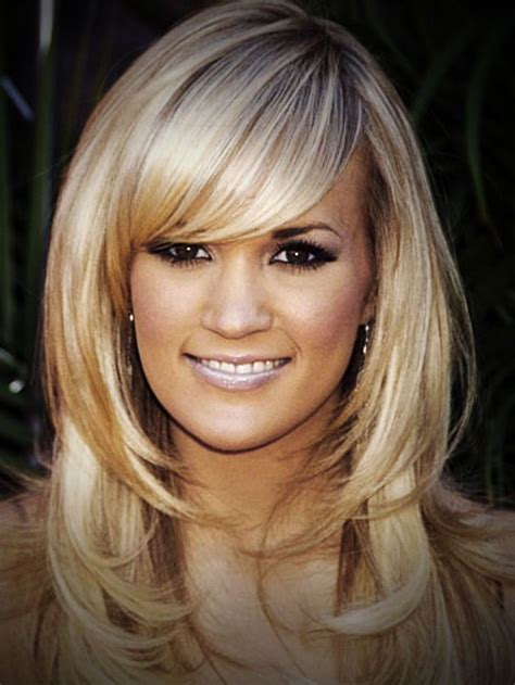 side sweep haicuts in layers for women best 10 side swept bangs ideas on pinterest hair with