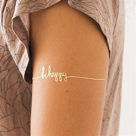 temporary ink tattoos 25 best ideas about gold temporary on