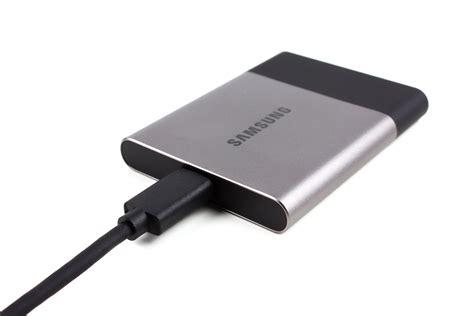 3 Samsung Portable Ssd T3 Lesertest Samsung Portable Ssd T3 Allround Pc