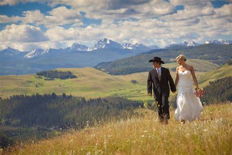 Destination Ranch Weddings   Rock creek, Montana and Ranch