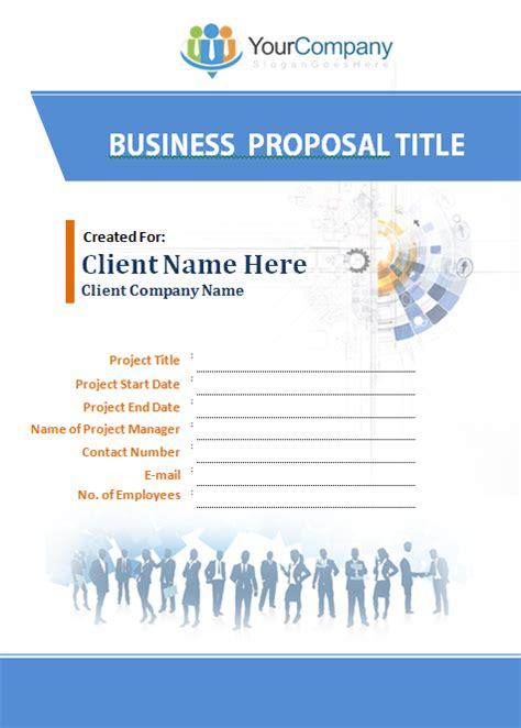 sle business proposal template apache openoffice