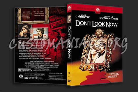 Don T Look The Bed Dvd by Don T Look Now Dvd Cover Dvd Covers Labels By Customaniacs Id 53818 Free Highres