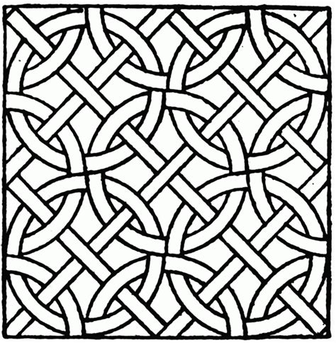 printable mosaic coloring pages az coloring pages
