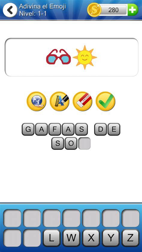 imagenes de adivina el emoji adivina el emoji amazon es appstore para android