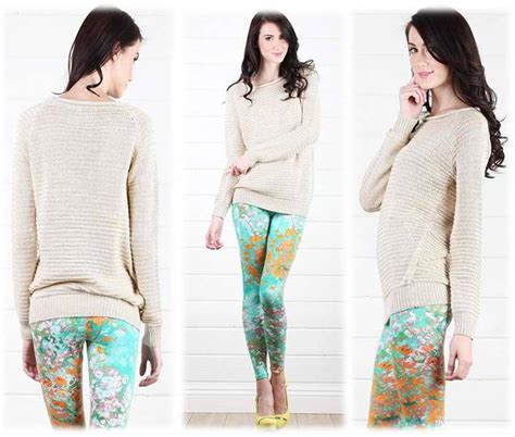 what to wear with patterned leggings trendy spring office wear 2013 miss sassy girl