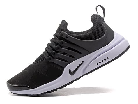 Sepatu Nike Air Presto Acronym Low Black White Premium Quality newest acronym x nike air presto low black white 844672