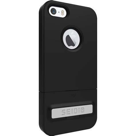 Iphone 5 5s Ironman Series With Kick Stand Berkualitas seidio surface with kickstand for iphone csr7ipsek bkk b h