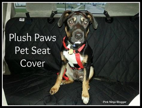 plush paws car seat covers plush paws pet seat cover review giveaway pink
