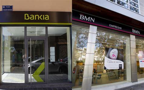 bmn madrid oficinas bankia bmn concentran un tercio del cierre de red en valencia
