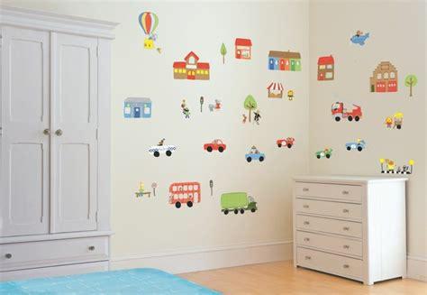 stickers muraux chambre garcon stickers muraux pour d 233 co de chambre enfant en 49 photos