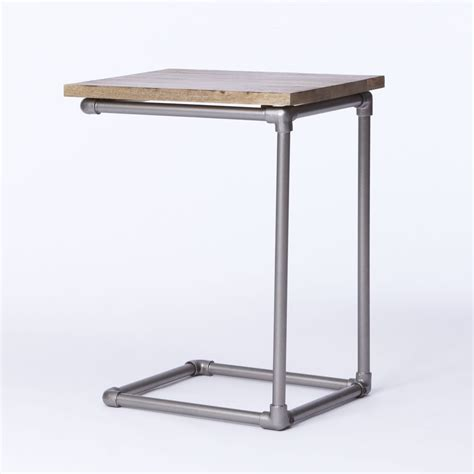 west elm sofa table pipe side table west elm au