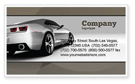 car sales business card template car business card template layout car business