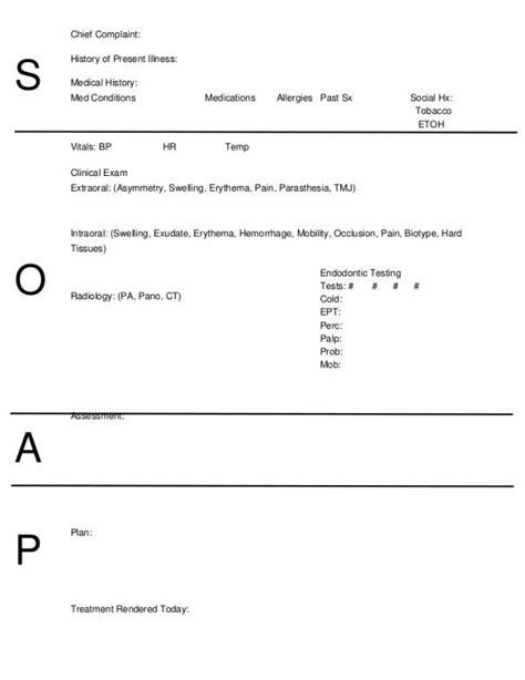 Dap Note Template Shatterlion Info Free Dap Note Template