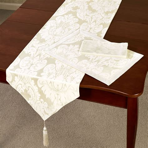 Waterford Table Linens by Whitmore Table Linens From Waterford Linens