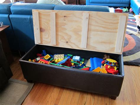 storage ottoman woodworking plans storage ottoman plans pdf woodworking