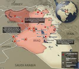 Must repent isis imposes strict sharia law in captured territories