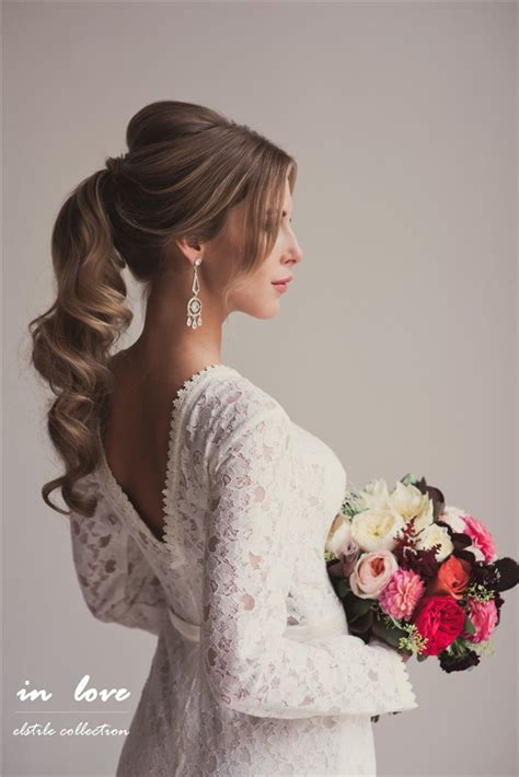 Best Vintage Wedding Hairstyles by 21 Inspirational Vintage Retro Wedding Hairstyles Deer