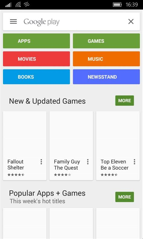 Play Store For Windows 10 Hacker Brings Play Store On Windows 10 Mobile