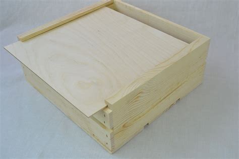 wholesale wood 11 215 11 wholesale wooden crate with sliding lid x 12 poole