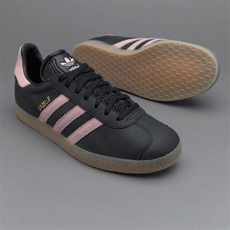 Harga Adidas Original Gazelle sepatu sneakers adidas originals womens gazelle black