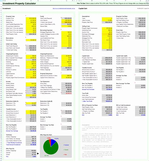 8 Property Management Spreadsheet Template Excel Exceltemplates Exceltemplates Real Estate Irr Excel Template