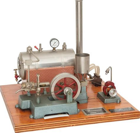 steam boilers engines and turbines classic reprint books live steam model power plant 20 x 17 1 2 x 17 1
