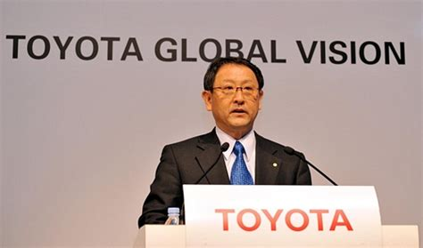 toyotas global vision   nippon news editorial