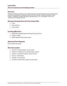 home and careers lesson plans art careers interior decorator lesson plan lesson
