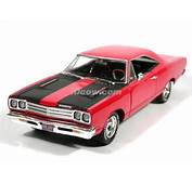 1969 Plymouth Roadrunner Diecast Model Car 118 Scale Die
