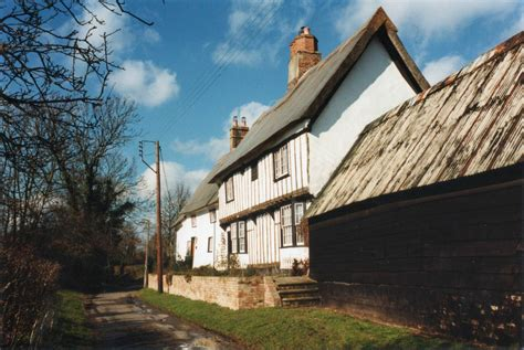 thatched roof 1990s elsworth chronicle paddock row and fardell s