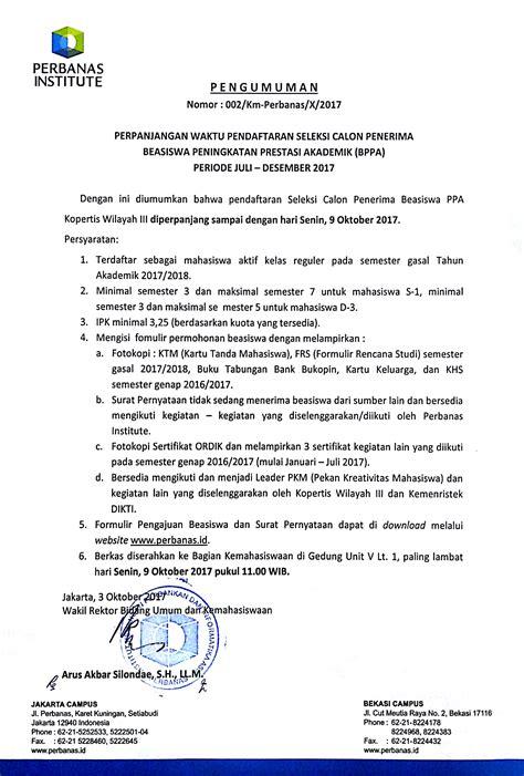 email waktu indonesia bercanda indonesia pengumuman perpanjangan waktu pendaftaran
