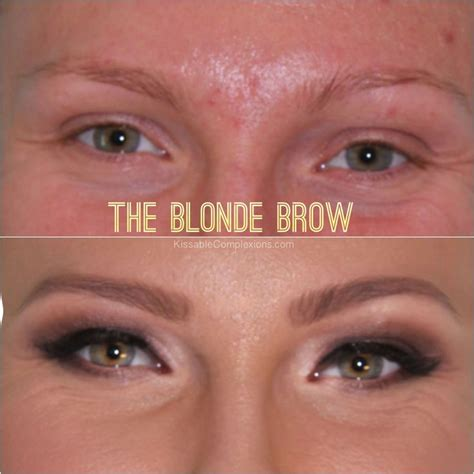 tattoo eyebrows on blondes 100 ideas to try about perfect eyebrows shape
