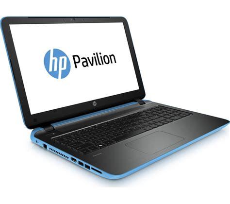 Ram Laptop Hp Pavilion hp pavilion 15 p247sa 15 6 laptop blue 1tb hdd 8gb ram windows 8 1 hdmi ebay