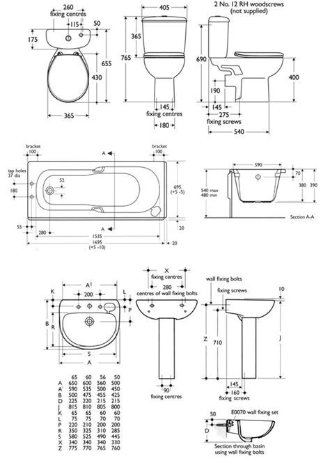 40 Small Bathroom Sink Dimensions, Pedestal Sink For Small