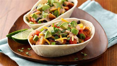 beef taco boats recipe slow cooker chicken taco boats recipe bettycrocker