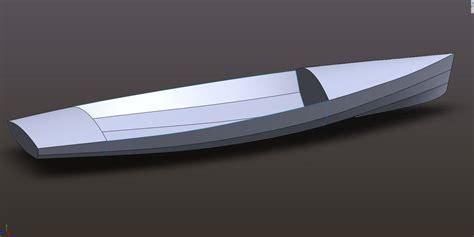 Solidworks Tutorial Boat | boat hull solidworks 3d cad model grabcad