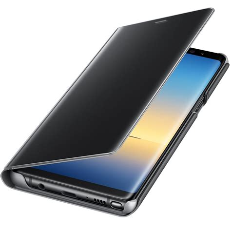 Flip Cover Casing Samsung S8 View Standing Cover Terbaru official samsung galaxy note 8 clear view standing cover