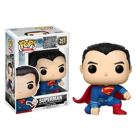 Funko Pop Dc Justice League 2017 Batman justice league superman pop vinyl figure funko justice league pop vinyl figures at