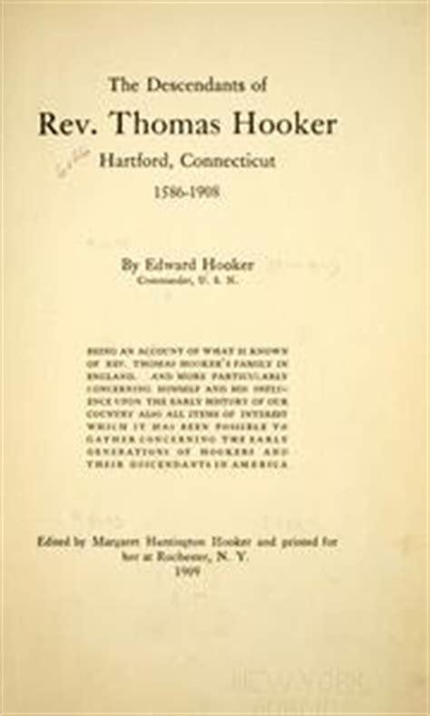 the descendants of rev hartford connecticut 1586 1908 classic reprint books the descendants of rev hartford