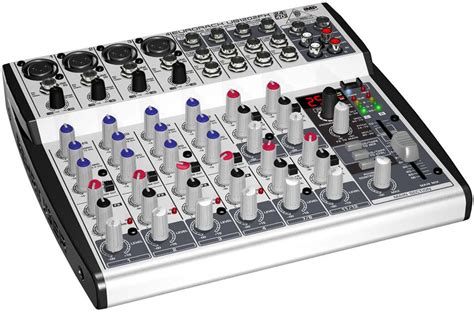 Mixer Eurorack user reviews behringer eurorack ub1202fx audiofanzine