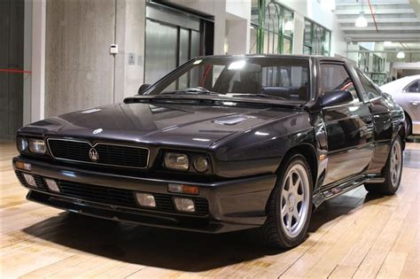 Maserati Shamal For Sale by Classic 1996 Maserati Shamal For Sale Classic Sports