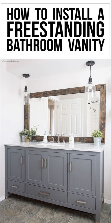 how to change bathroom vanity how to replace bathroom vanity 28 images how to