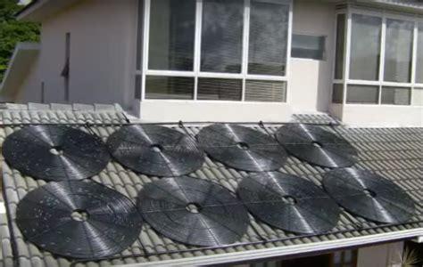 diy rooftop solar simple solar water heater diy project 101 ways to survive