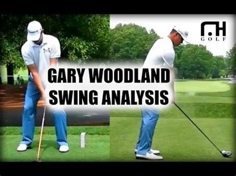 gary woodland driver swing gary woodland how to smash the driver funnycat tv