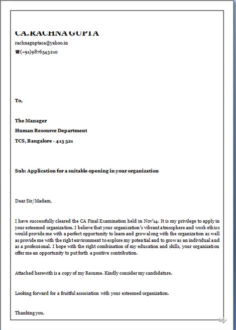 awesome cover letter exle best letter sle