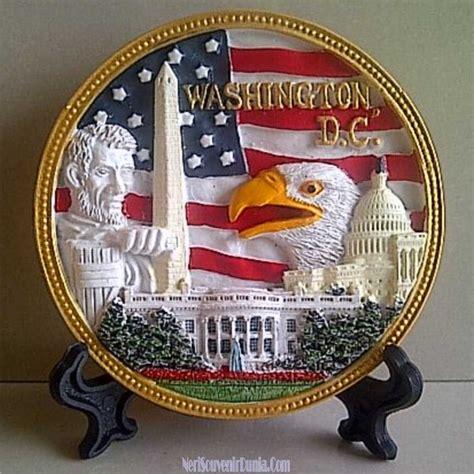 Jual Pajangan Piring Impor Dari Amerika Untuk Souvenir Jual Souvenir Piring Pajangan Washington Dc Amerika