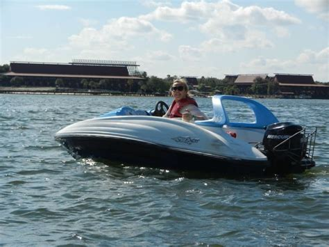 mini boats at disney motorboats at walt disney world